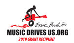 2019 Music Drives Us Recipient